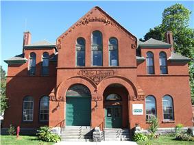 Palmer Memorial Hall