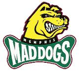 Memphis Mad Dogs logo