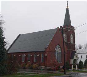 Mendon Presbyterian Church