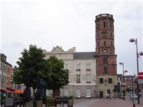 Town hall of Menen