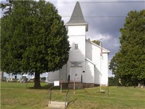 Mentz Church