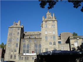 Fonthill, Mercer Museum and Moravian Pottery and Tile Works