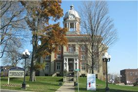 Mercer County Courthouse (1909)