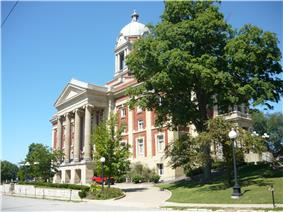 Mercer County Court House