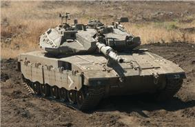 Merkava Mark III Dor Dalet BAZ Kasag, the most advanced Merkava III variant
