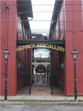 Merrick Art Gallery