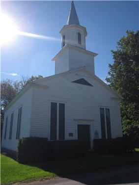 Methodist Episcopal Church of West Martinsburg