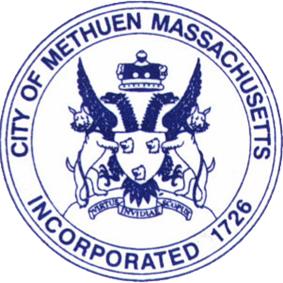 Official seal of Methuen, Massachusetts