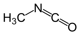 Methyl isocyanate