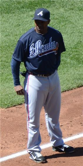 Michael Bourn wearing the alternate away uniform
