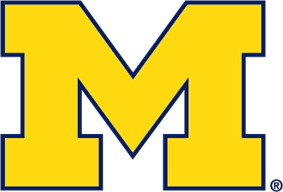 Michigan Wolverines athletic logo
