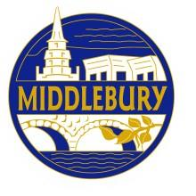 Official seal of Middlebury, Vermont