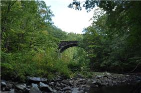Middlefield-Becket Stone Arch Railroad Bridge District