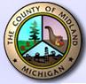 Seal of Midland County, Michigan