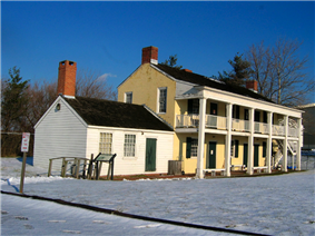 Fort Mifflin Hospital