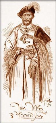 John Jiskra of Brandýs