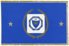 Flag of Milford, Connecticut