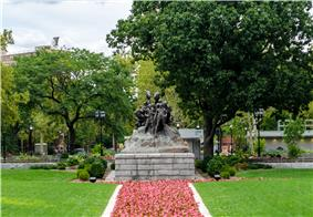 Military Park Commons Historic District