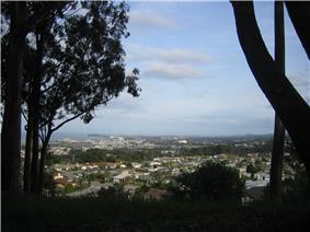 General view of Millbrae