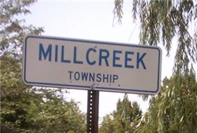 Millcreek Township sign