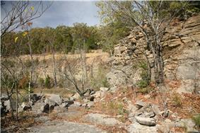 Millstone Bluff