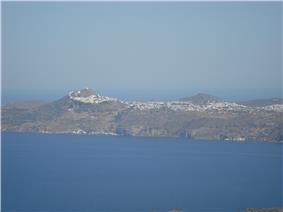 Milos Island in August 2014.