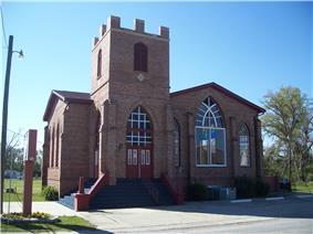 Mt. Pilgrim African Baptist Church