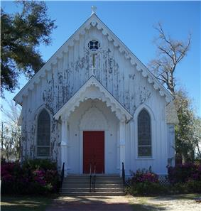 St. Mary's Episcopal Church and Rectory