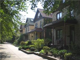 Milwaukee Avenue Historic District