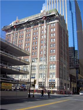 Minneapolis YMCA Central Building
