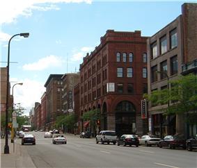 Minneapolis Warehouse Historic District