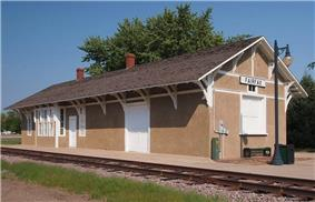 Minneapolis and St. Louis Depot