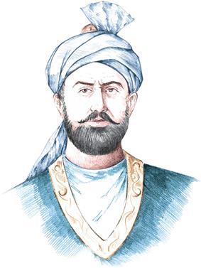 Mirwais Hotak of Afghanistan