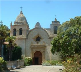 The Mission San Carlos Borromeo de Carmelo