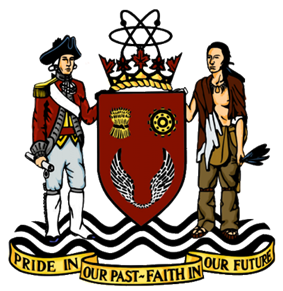 Coat of arms of Mississauga