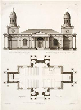 Mistley Church by Robert and James Adam. Published 1776.jpg