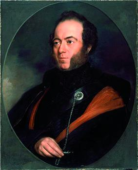 Portrait of Major Sir Thomas Livingstone Mitchell (c. 1830s)