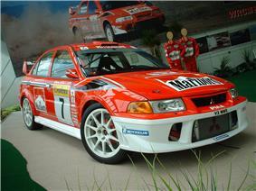 Mitsubishi Lancer Evolution VI TME.