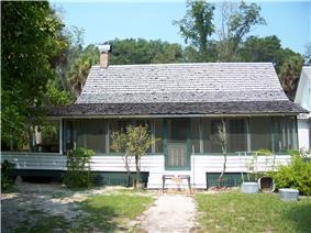 Marjorie Kinnan Rawlings House and Farm Yard