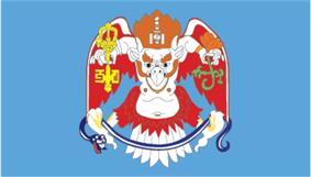 Flag of Ulaanbaatar