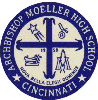 Seal of Moeller High School