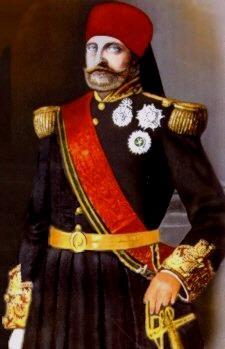 Muhammad II ibn al-Husayn of Tunis