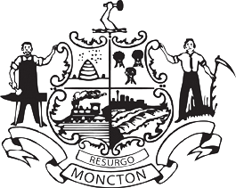 Coat of arms of Moncton