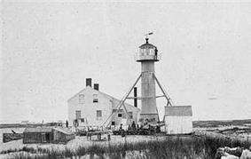 Monomoy Point Lighthouse