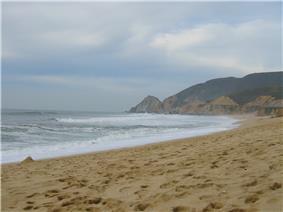 Montara State Beach in Montara
