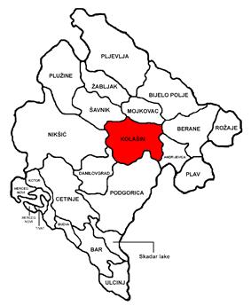Kolašin Municipality in Montenegro