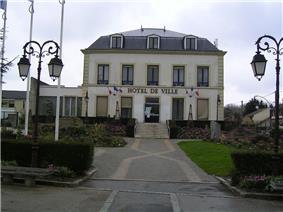Montfermeil town hall