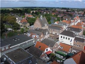 Montfoort city centre