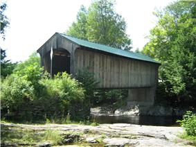 Montgomery Covered Bridge