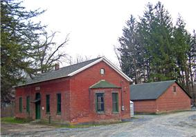 Montgomery Water Works Building